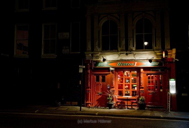 17.08.2014 - London, Bistro 1.