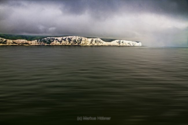 20.12.2014: Approaching Dover.