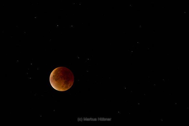 28.09.2015: Blutmond.